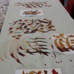 برگزاری کارگاه یک روزه آموزش اصول پایه نقاشی خط