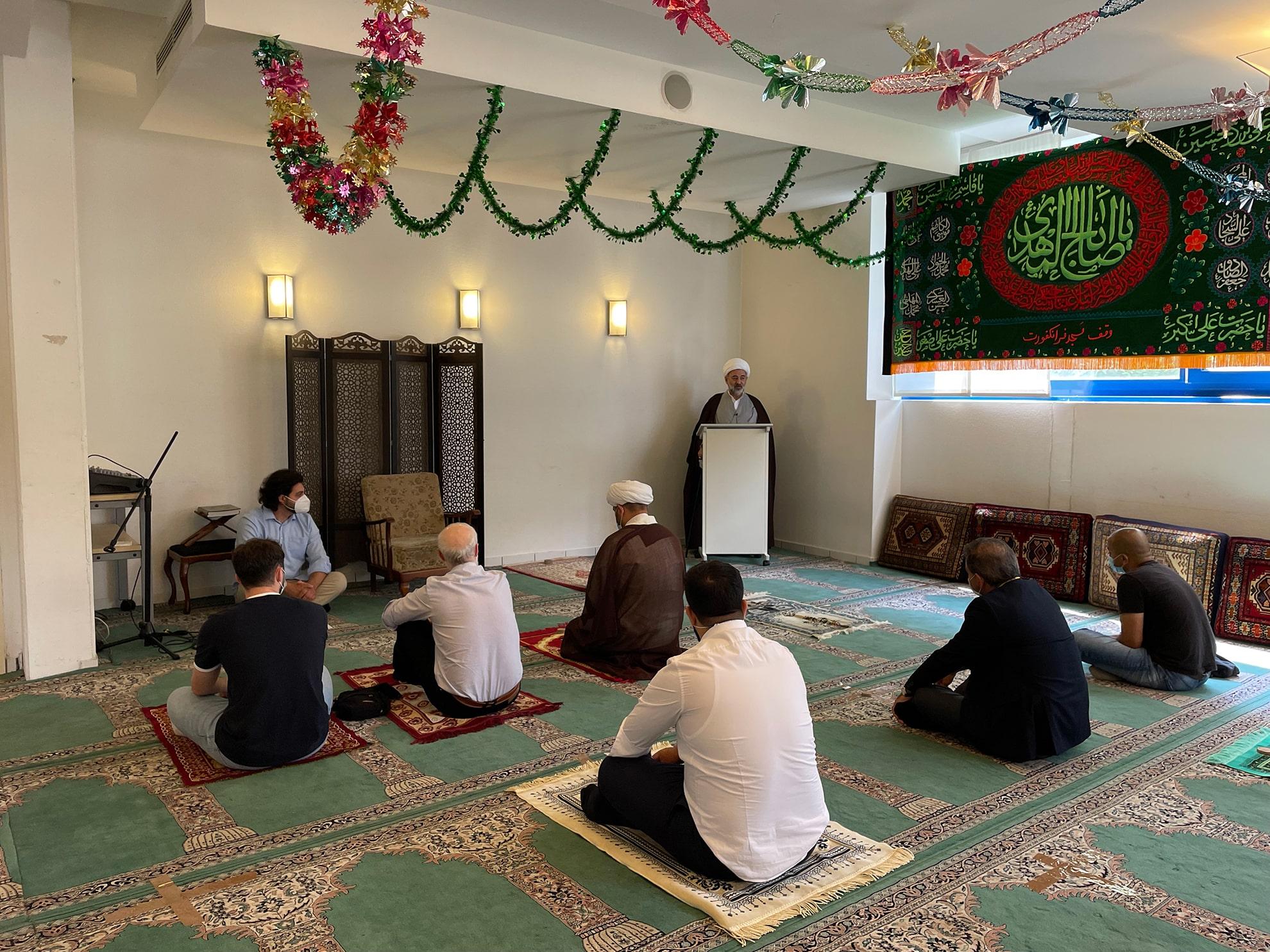 نماز جمعه 23 یولی 2021